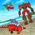 会飞的鳄鱼机器人模拟器